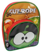 Cut The Rope Kids School Bag With Front Pocket Rucksack Backpack