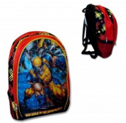 XMEN WOLVERINE KIDS SCHOOL BACKPACK RUCKSACK TRAVEL BAG
