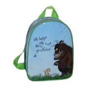 The Gruffalo Backpack for Children Age  .  Blue and Green)