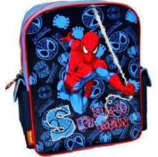 Marvel Spiderman - Large School Backpack / Rucksack with Side Pockets