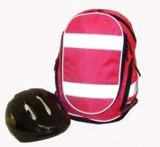 Pink Hi Vis Rucksack High Visibility Backpack - Durable Safe and Funky!