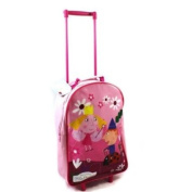 Ben & Holly Little Kingdom - Wheeled Bag / Trolley Bag Suitcase