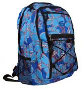 Womens Girls Floral School College Work Travel Gym Hiking Backpack Rucksack Bag