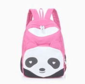Zehui Women's Panda Style Backpack School Bags Canvas Bookbag Rucksack
