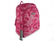 Hi-Tec Ladies Girls Heart BACKPACK RUCKSACK School or College Bag Travel