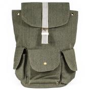 Bluelans Men's Canvas Hiking Travel Casual Backpacks Bag