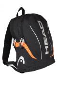 HEAD Centaur Backpack - Black/White/Orange