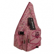 New Girls Gola Pink Rucksack Backpack Sports Gym Retro Shoulder School Bag