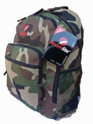 Camo DPM Backpack Rucksack Boys School Bag A4 College Backpack Roamlite® RL21C