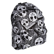 Bleeding Heart Sugarskull Backpack