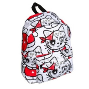 Bleeding Heart Kat Backpack