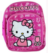 Sanrio Hello Kitty Backpack - Tulip Hello Kitty School Backlpack