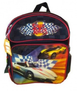 Speed Racer School Backpack - Kid size School Bag With Bottle [Toy]