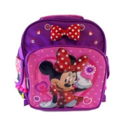Disney's Minnie Mouse Mini Backpack - Minnie Mouse School Bag
