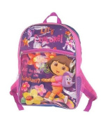 Dora The Explorer Backpack - Dora Full Size School Backpack