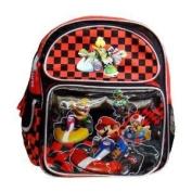 Mario Kart Small Backpack - Mario Kart Small School Bag