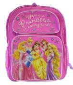 Disney Princess Full Backpack - Princesses Large School Bag