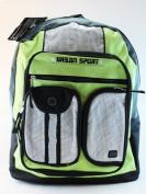 Urban Sport Backpack - Green Urban Sport School Bag
