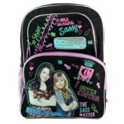 Disnsey Icarly Backapack - 41cm Large Size School Backpack