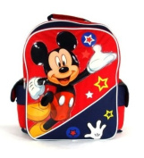 Disney Mickey Mouse Backpack - Funny Things Collection 41cm Large Size School Backpack