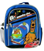 Mystery Machine Scooby Doo Backpack - Kid size School Bag