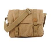 S.C.Cotton Vintage Canvas Shoulder Bag Sling School Bags Tool Bag
