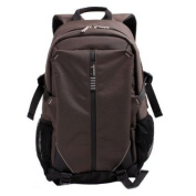 fineplus Sinpaid Both Men and Women Computer Backpack Brown
