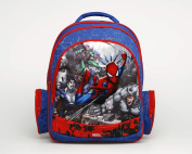 backpack - School Bag - Spiderman 40x31cm