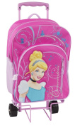 MATTEL 12552 TROLLEY BACKPACK RELEASABLE CINDERELLA
