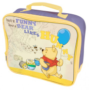 WINNIE THE POOH KIDS CHILDRENS INSULATED SCHOOL NURSERY LUNCH BOX SANDWICH BAG