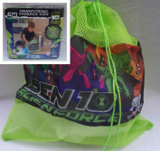 Ben10 Drawstring Tidy School Swim PE Bag Draw String