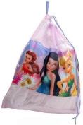Disney Tinkerbell Fairies Drawstring Tidy School Swim PE Bag Draw String