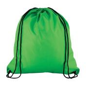 1 x Childrens Nylon Drawstring Rucksack - School / Gym / PE / Swim / Book Bag