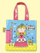 Rachel Ellen Princess PVC Tote Bag