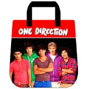 ONE DIRECTION 1D MEDIUM SHOULDER HAND BAG SCHOOL COLLEGE UNI GYM TOTE GIFT 43350
