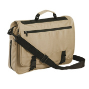 Messenger Bag for School, College & Work - Shoulder Meeting Bag