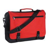Messenger Bag for School, College & Work - Shoulder Meeting Bag