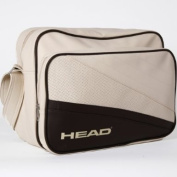 Head Retro Idaho Flight/Work/School Shoulder Bag (Tobacco/Sand 901715) rrp£20