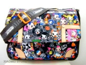 XIAOMEI Colourful Cartoon Children's A4 Messenger Style Bag 626J for School or College etc.