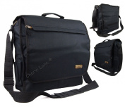 Unisex Hi-Tec Messenger Satchel Laptop Work College School Shoulder Bag