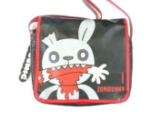 Zombunny messenger bag from Cosmic bags great shoulder or school bag