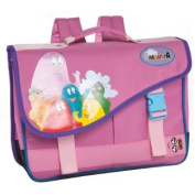 Barbapapa pink kids School Bag