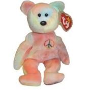 Peace the Bear - Ty Beanie Baby