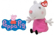 Peppa Pig Suzy Sheep TY Beanie Baby, plush toys