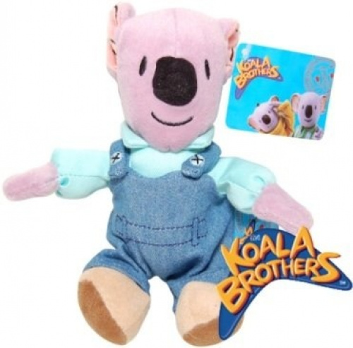 Toys For Brothers : Koala brothers ned beanie toy street