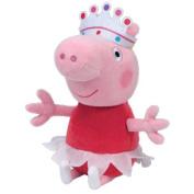 Ty Beanie Baby Peppa Pig Ballerina Plush Toy