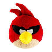 ANGRY BIRDS SPACE OFFICIAL 15cm DELUXE PLUSH SUPER RED BIRD SOFT TOY NEW