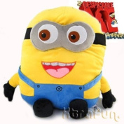 BIG! Despicable Me Minion Figure 46cm Jorge Cushion Pillow Plush Stuffed Doll Toy collectible -XTRAFUN ESSENTIALS