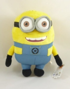 28cm 'Despicable Me 2' The Movie 3D Minion Soft Plush Toy