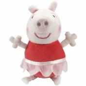 Peppa Pig Plush 18cm Talking Ballerina Peppa